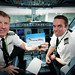 Our pilots on today's biofuel flights