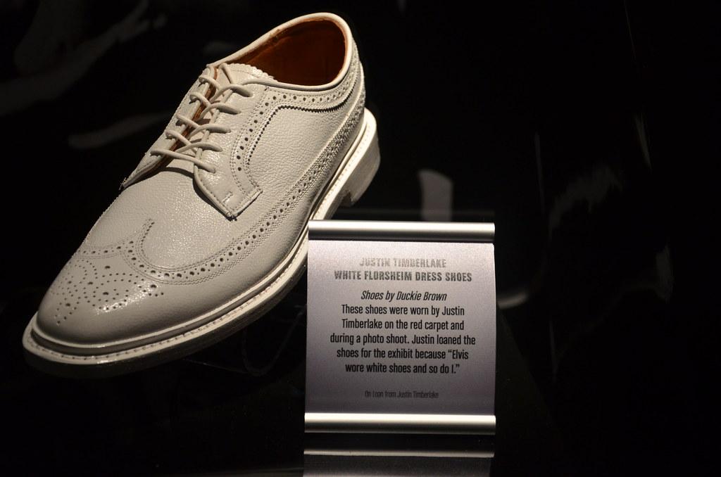 Sincerly Elvis Museum ... Justin Timberlake