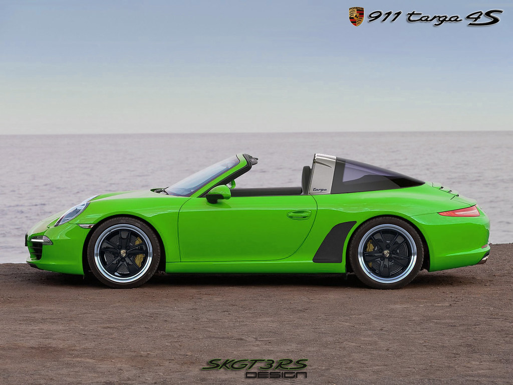 Porsche 991 Targa 4s Skgt3rs Flickr