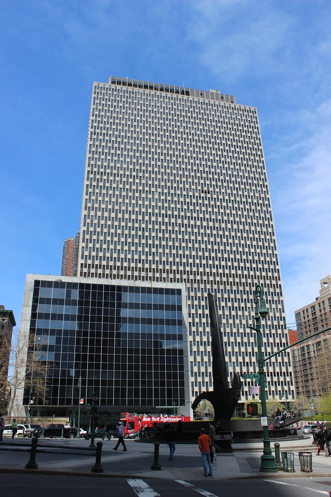 Jacob K. Javits Federal Office Building, Civic Center