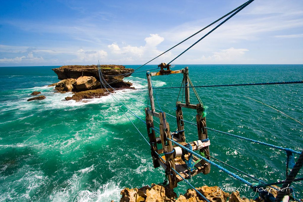 Old Gondola Pantai Timang - Yogyakarta | Indonesia ...