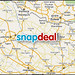 SnapDeal.com in Google Maps of India