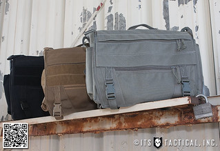 Discreet Messenger Bag Generation Two 01 | by ITS Tactical