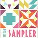 150px Summer Sampler Series Badge