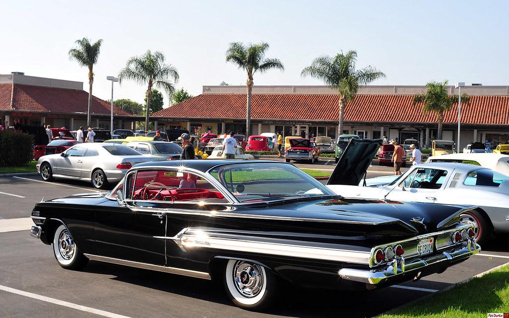 1960 chevrolet impala sport coupe black rvl enderle