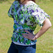 New Sew Spoiled Tulip Blouse, Fabric Jo-Ann's by Leah