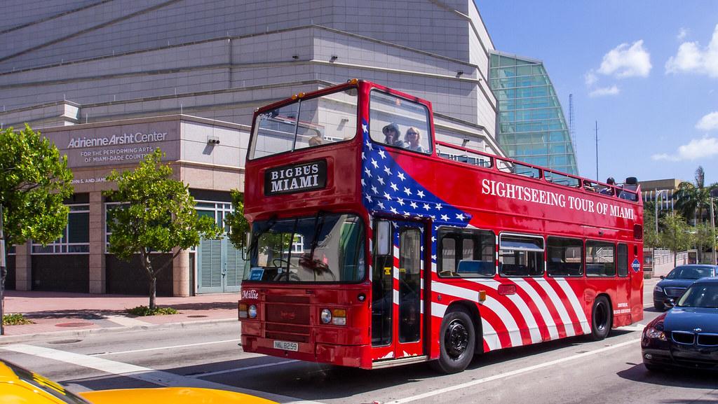 Big Bus Miami Beach