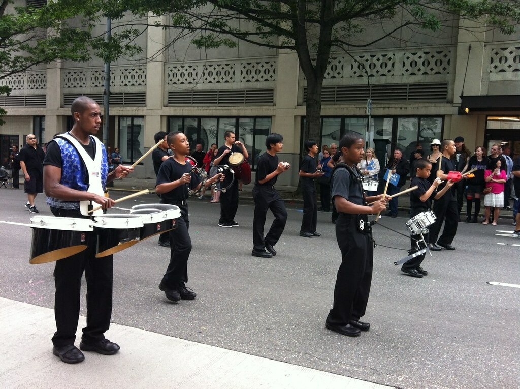 Filipino Youth Activities Drill Team Seattle Gay Pride Pa -4644