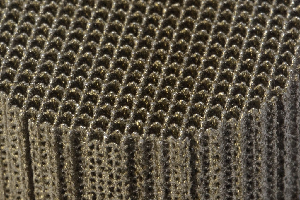 Jonathan Harris: SLM Micro-lattice IV | Flickr - Photo Sharing!