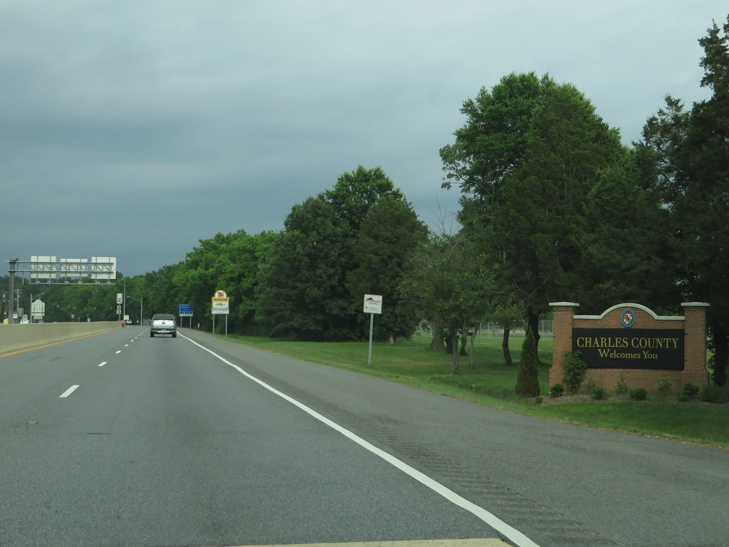 Welcome To Charles County Maryland U S Route 301 Newbu