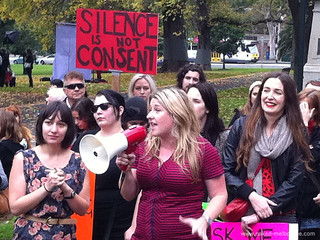 SlutWalk Melbourne organisers | by Naked Melbourne
