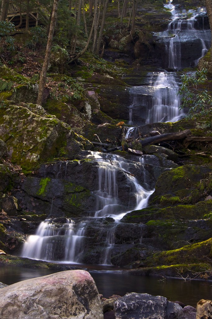 Buttermilk Falls | single exposure, no bracketing ...