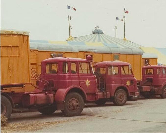 berliet+saviem trucks ...