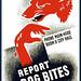 1941 ... dog bites! - WPA