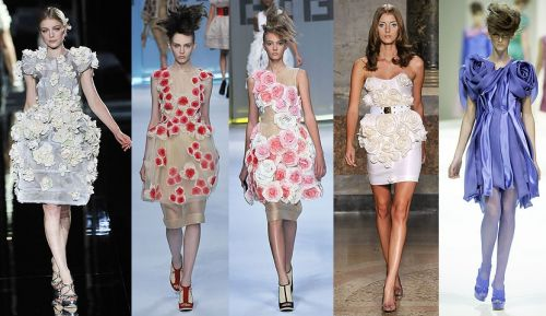 Flower Inspired Fashion Designers