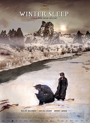 Winter Sleep Film Poster