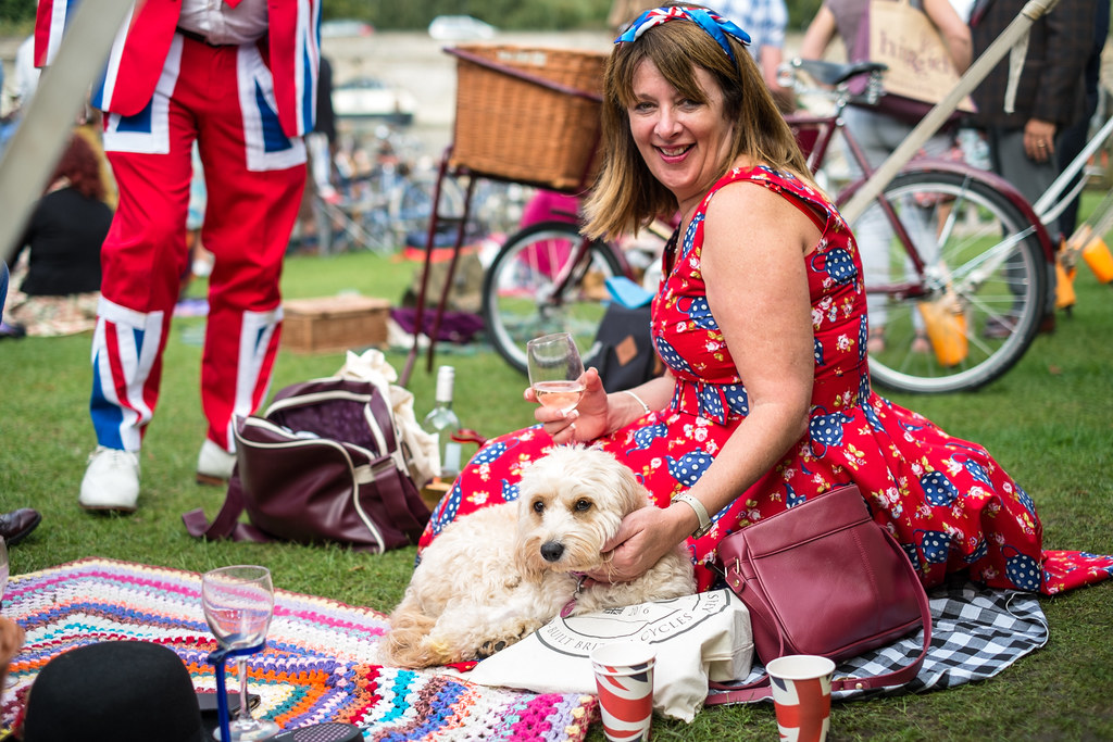 pashley-cycles-picnic-ride-dog-bikes