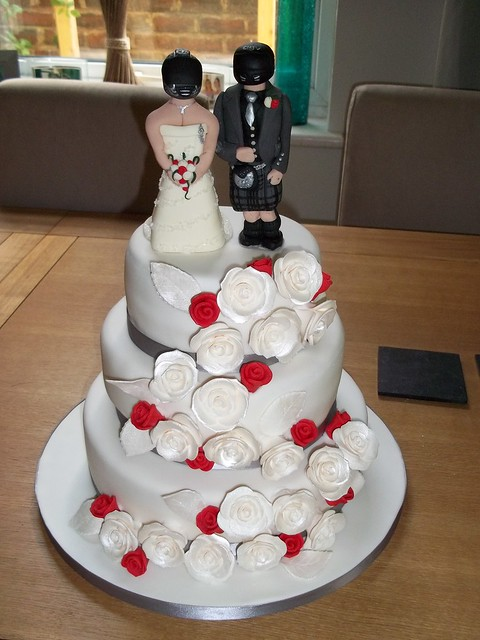 Personalised D Cake Toppers