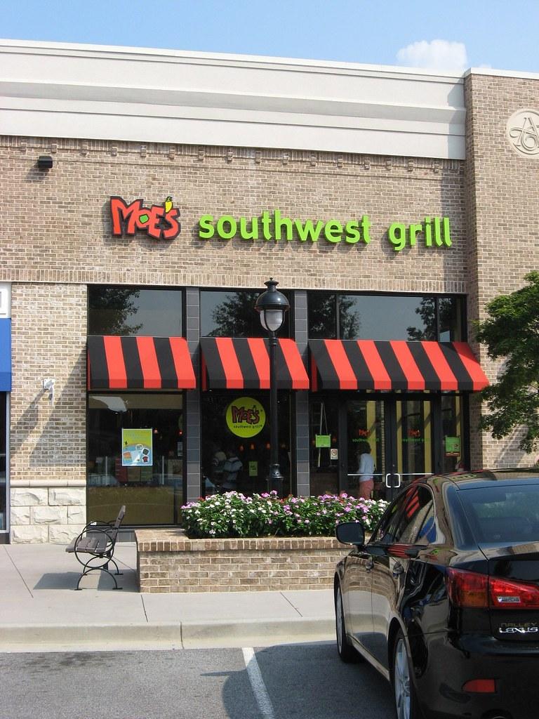 Moe S Southwest Grill Food Truck