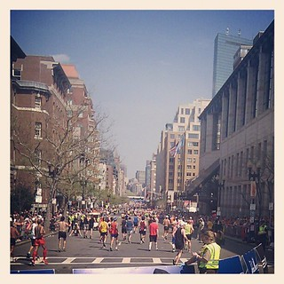 2012 Boston Marathon | by Plutor
