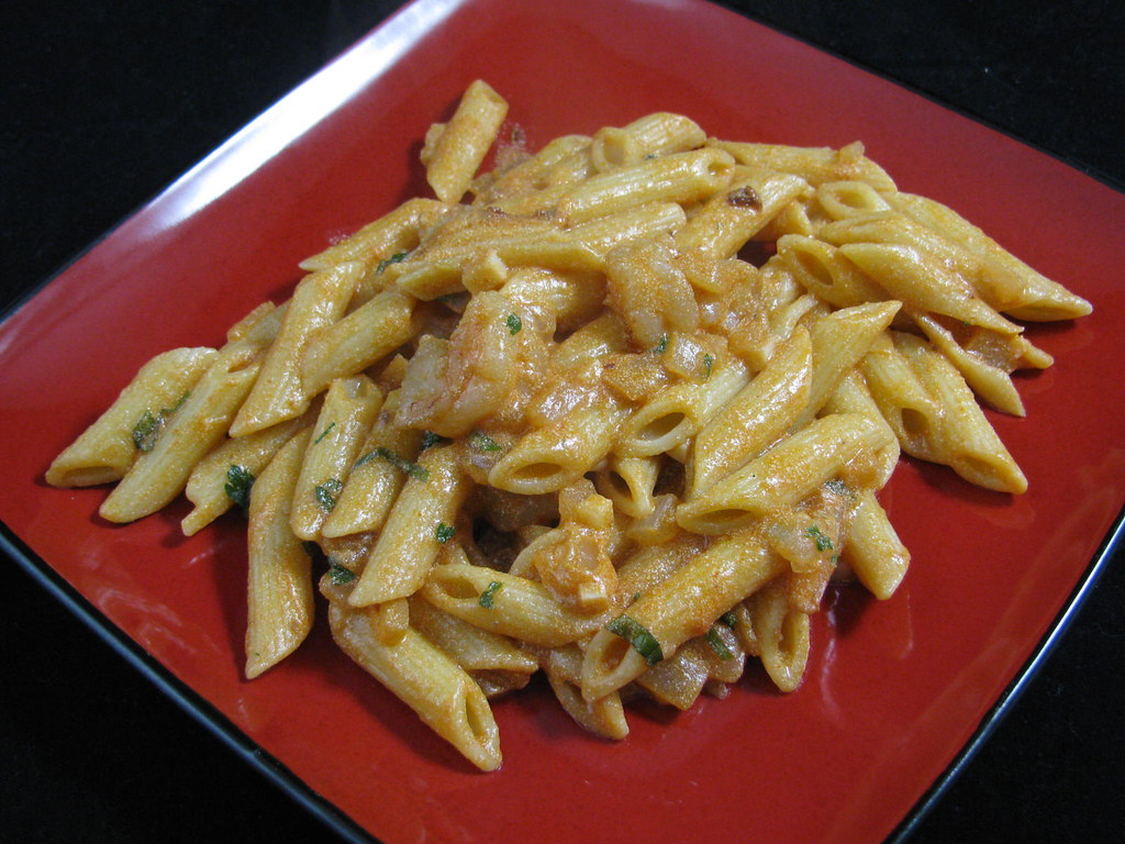 Shrimp Penne a la Betsy | Colleen Greene | Flickr