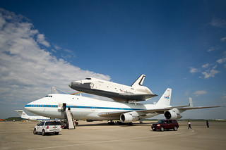 Shuttle Enterprise Ready For Flight (201204210001HQ) | by NASA HQ PHOTO