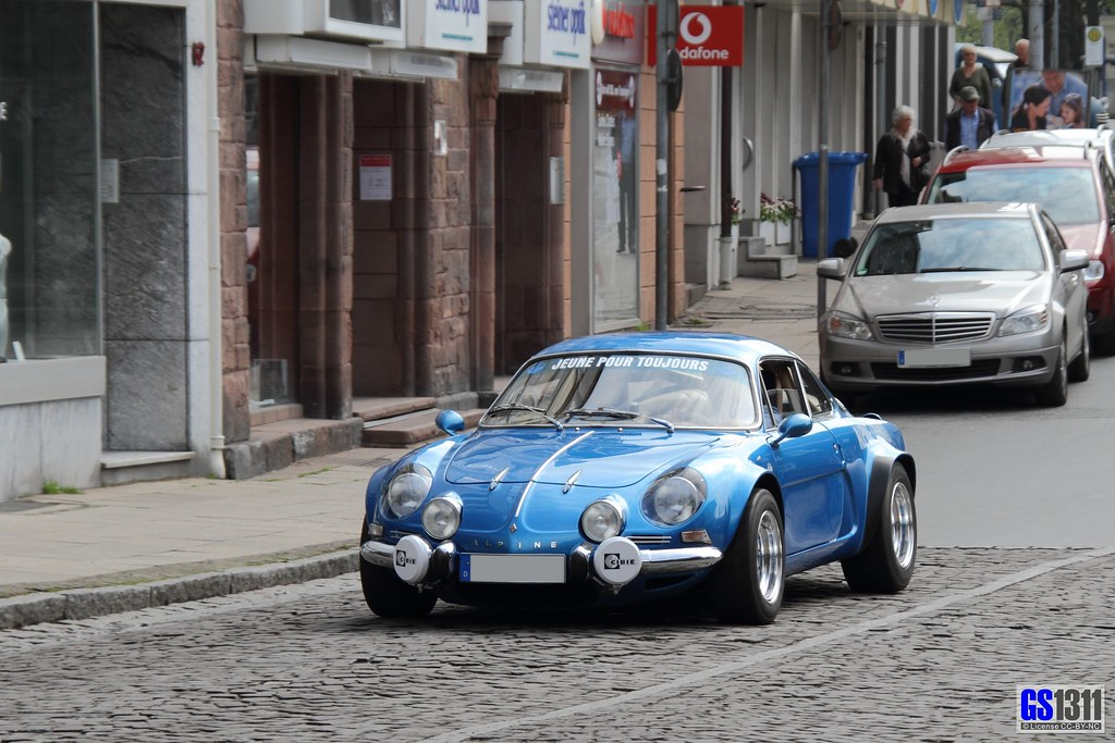 1961 1977 Renault Alpine A110 Berlinette The Alpine
