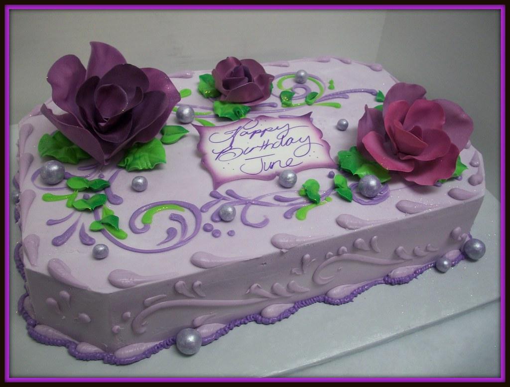 june purple sheet cake   Christy Vega-Gluch   Flickr