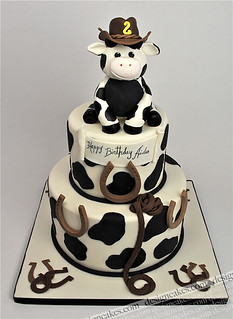 Cowboy theme cake | by Design Cakes