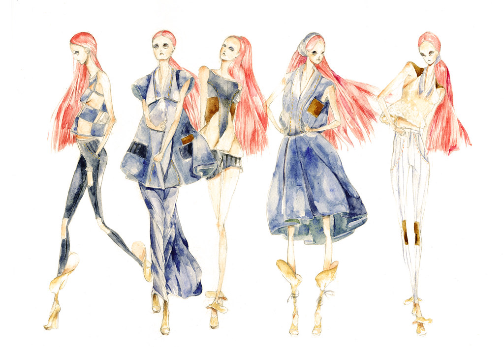 Fashion illustration jobs uk