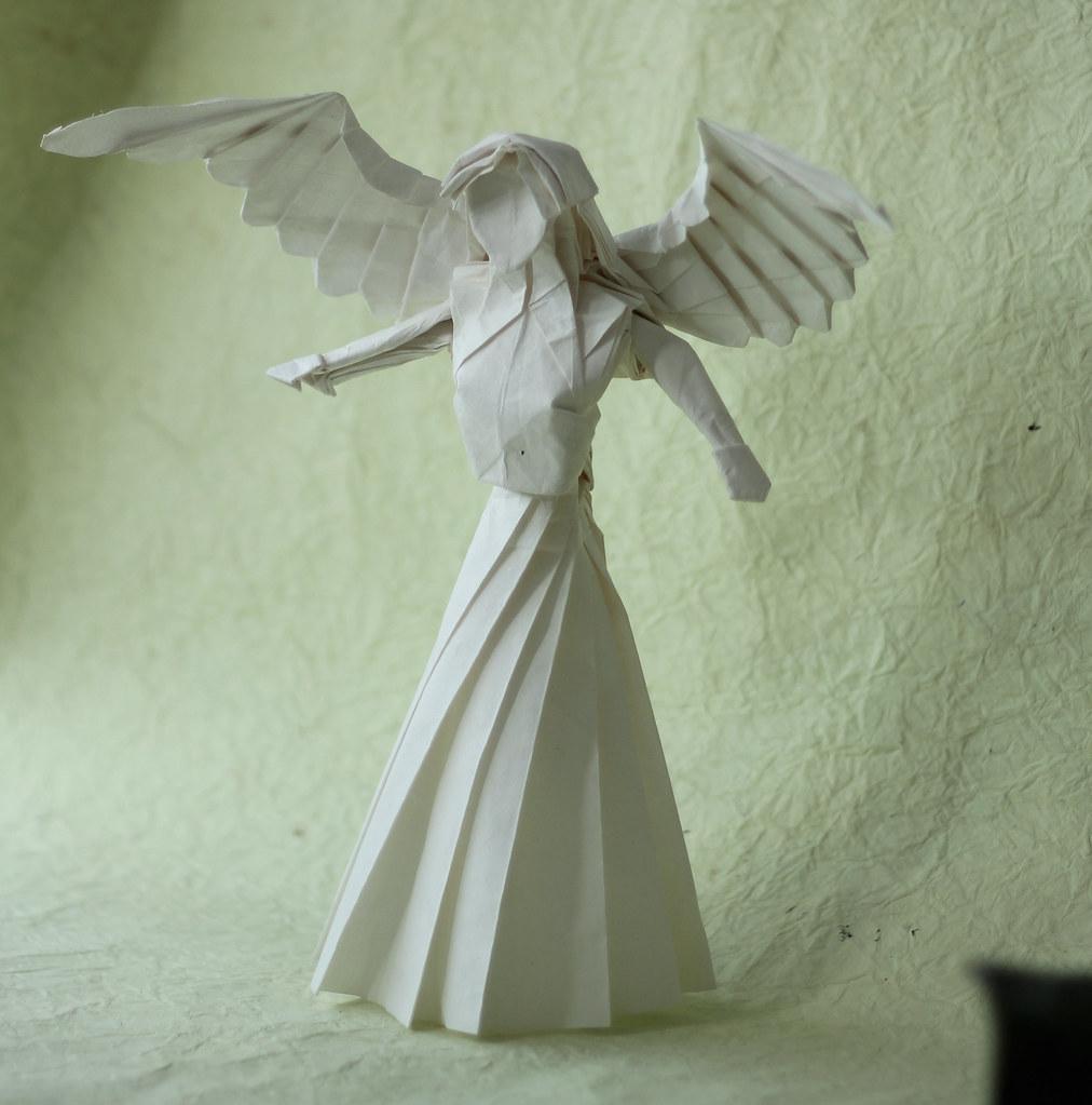 angel 30 tadashi mori origami angel 30 by tadashi
