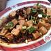 Iris: Tofu sauce piquante