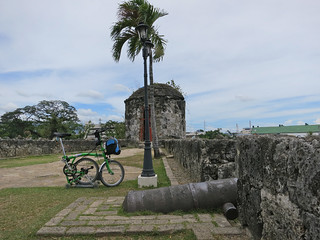 One of the watch towers in Fort San Pedo, Cebu | by dysphasic