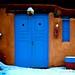 Blue gate III