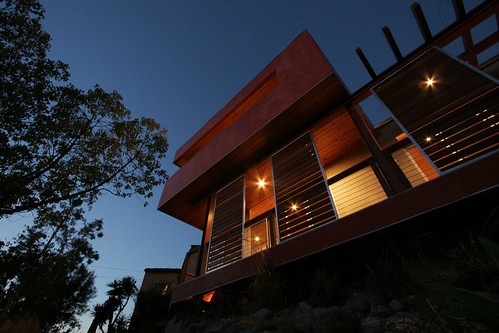 Red Box at Night | by Jeremy Levine Design