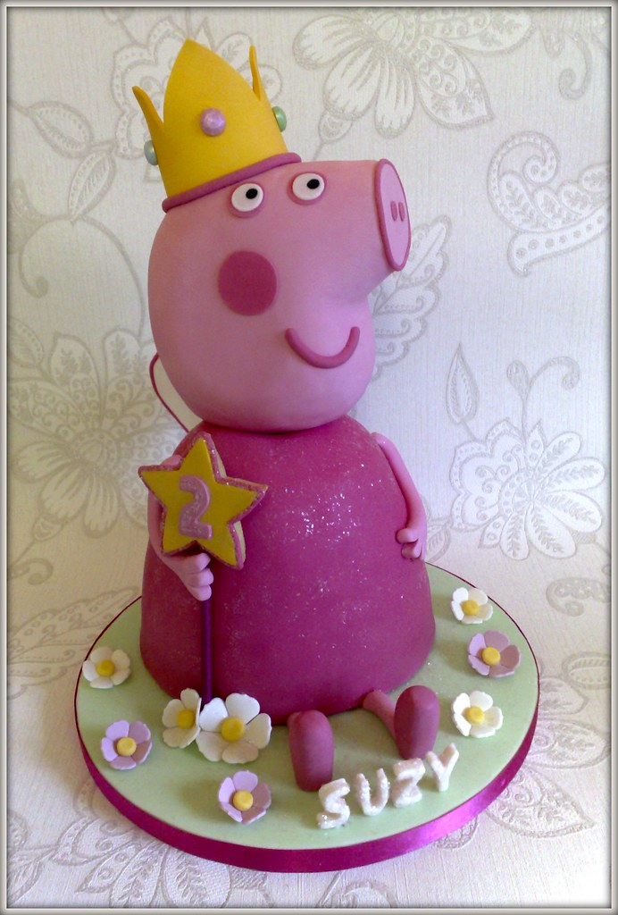 Peppa Pig Cake Pan Uk