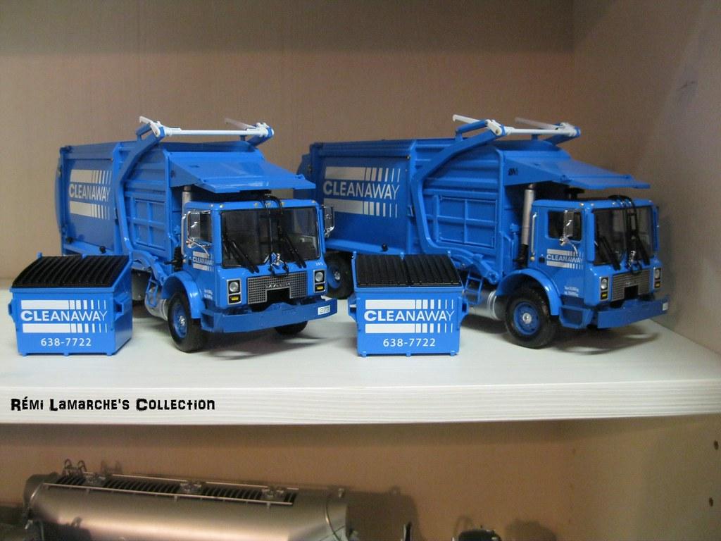 First gear mack mr cleanaway mack mr 39 39 cleanaway 39 39 first g flickr