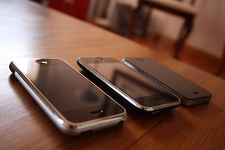 iPhone 2g, iPhone 3GS, iPhone 4 | by reticulating