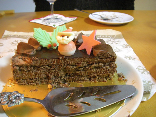 Christmas cake | by Blue Lotus