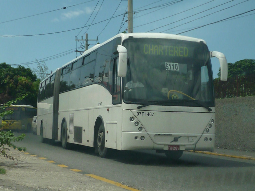 Jamaica-Volvo VDL Jonckheere Articulated Bus(Jamaican Urba… | Flickr