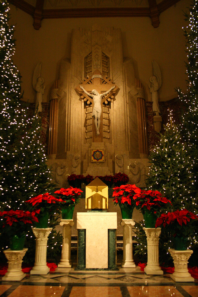 O Holy Night Every Year At Christmas Eve Mass My Church