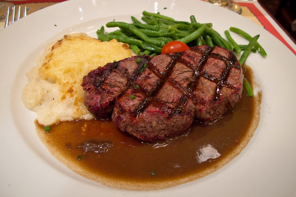 Filet Cafe De Paris