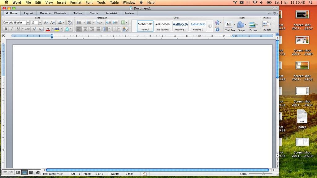 Download word to macbook air.