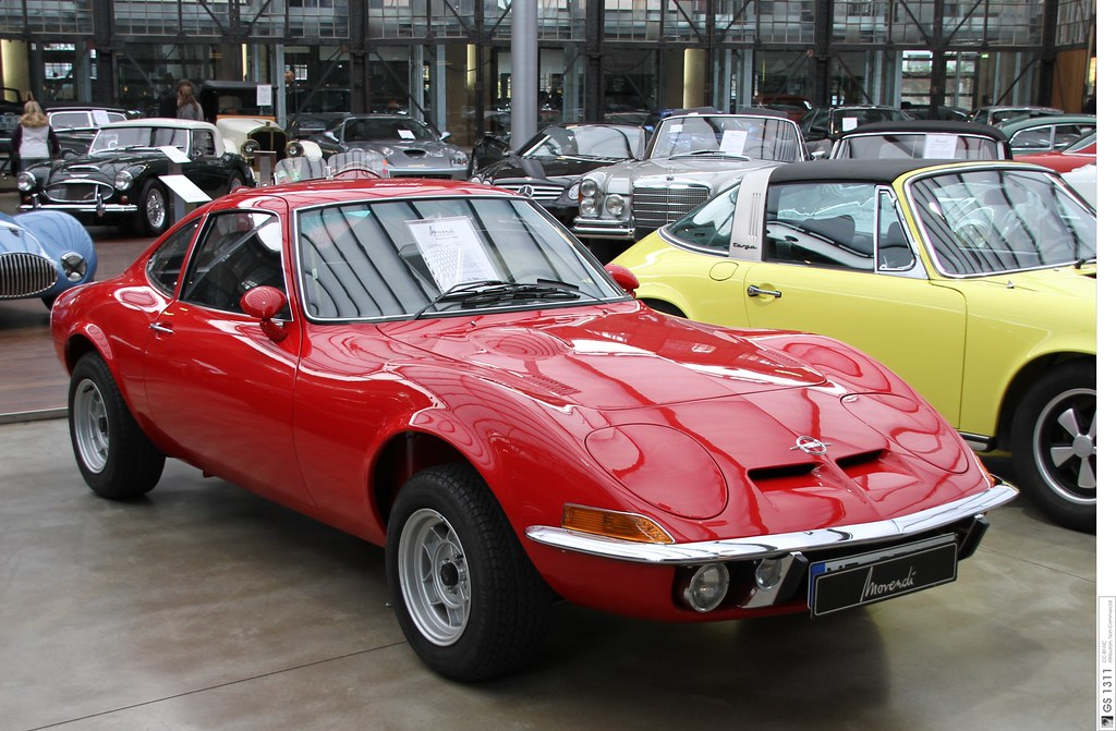 Corvette For Sale >> 1969 Opel GT 1900 (01) | The Opel GT is a two-seat sports ca… | Flickr
