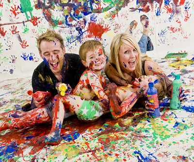 Paint shoot mayhem this was a different shoot we took for Paint photo shoot ideas