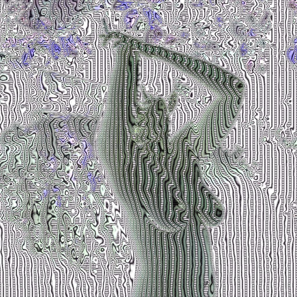 Entre lacs clope philippe rivrain miroir fractal for Miroir 3 pans