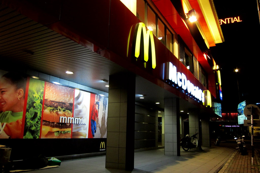 mcdonald s market position Mcdonald's is not responsible for the opinions, policies, statements or practices of any other companies, such as those that may be expressed in the web site you are.
