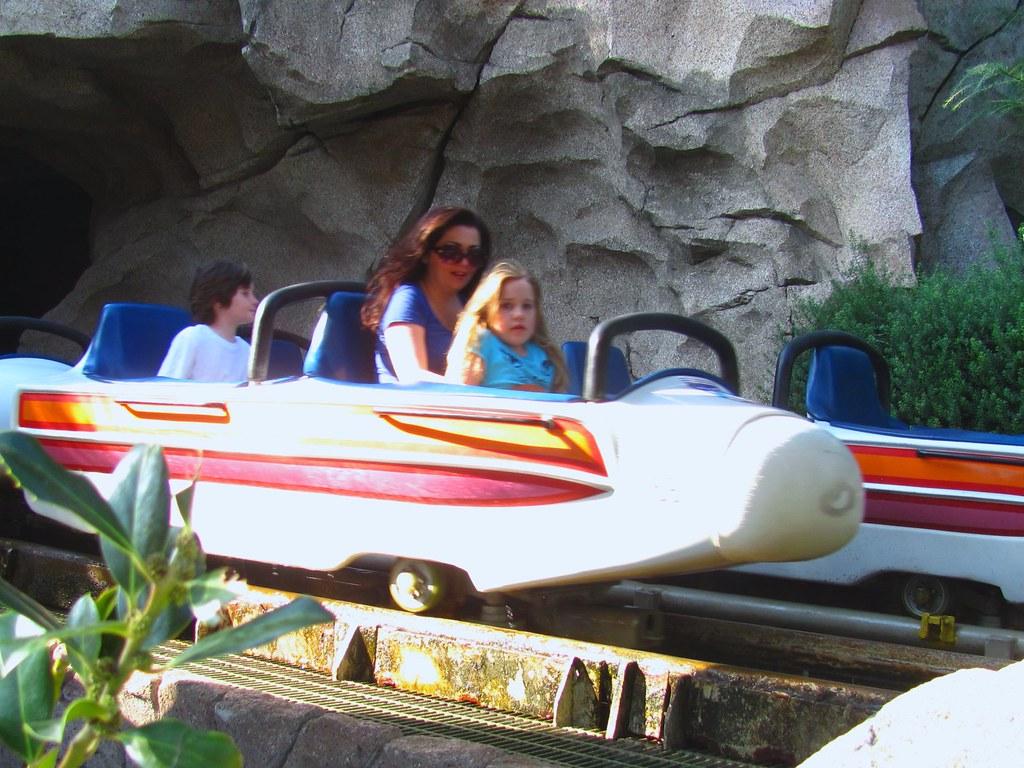 Matterhorn Bobsleds New Cars