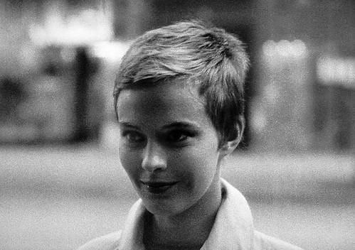 Jean Seberg | by Dill Pixels (THE ORIGINAL)