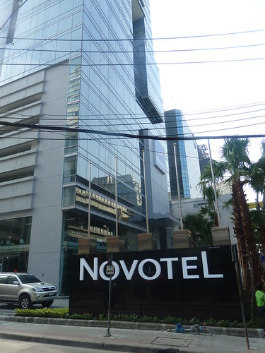Hotel Novotel Bangkok Fenix Ploenchit Flickr Photo